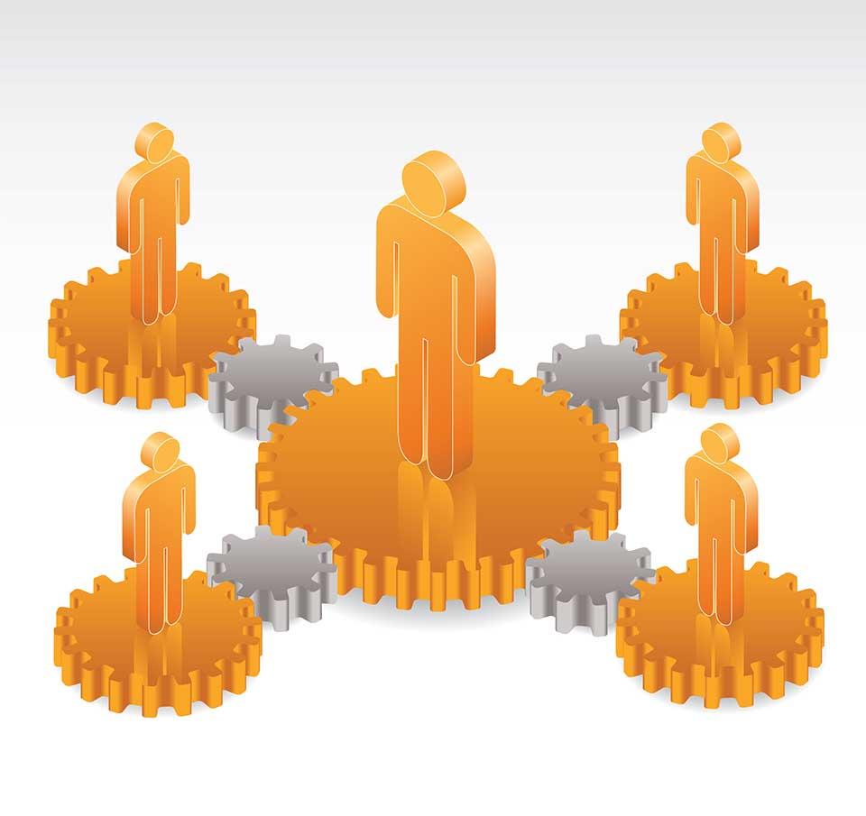Managing multiple sites