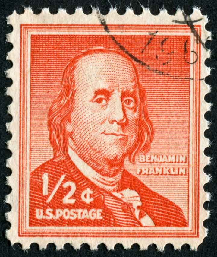 Franklin_Stamp
