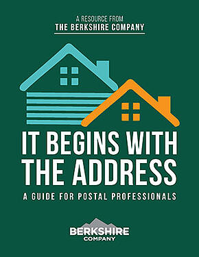 It Begins With The Address 2020 Cover