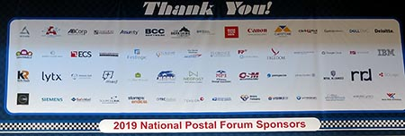 2019 National Postal Forum NPF